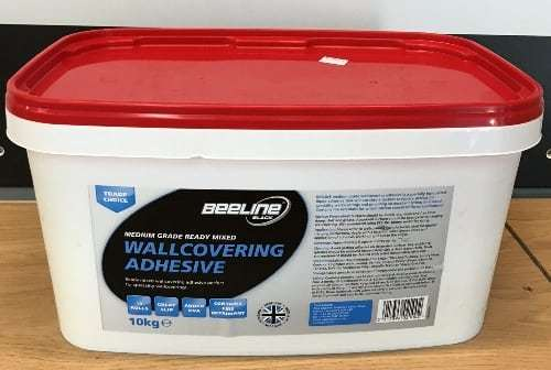 Beeline Ready Mix Red Top Paste Ace Decor Wallpaper And Paint