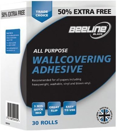 Beeline All Purpose Wallpaper Paste Trade Box 30 Roll Pack